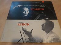 Janos Starker;Gyorgy Sebok - Brahms Sonatas For Cello And Piano EX Condition