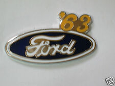 1963 Ford Pin Badge , (**)