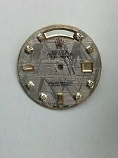 Rolex Men's Day-Date Quickset Meterorite 8+2 diamond dial  2-T