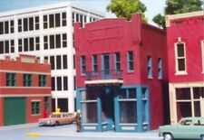 Smalltown Usa/Rix -Ho #699-6021 City Buildings - Kevin's Toy Store Nib