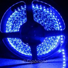 10X 5m 500CM Blue 3528 SMD LED Flexible 600 LEDS Strip