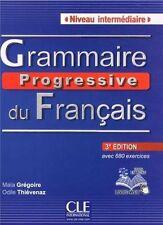 Grammaire Progressive Du Francais - Nouvelle Edition  9782090381245