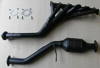 Ford Falcon BA Headers / Extractors and High Flow Cat 6cyl 4.0L - DIRECT FIT