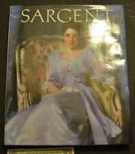 John Singer Sargent: Paintings, Drawings, Watercolou...