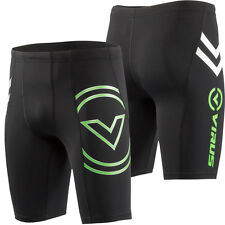 Virus Men's Stay Cool Compression V2 Tech Shorts (Co13) Crossfit BJJ MMA Wrestli