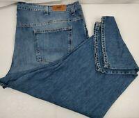 Tommy Hilfiger Men's Classic Straight Denim Blue Jeans Size 52x30