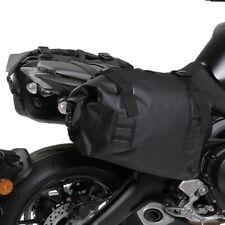 Motorrad Satteltaschen Wasserdicht Bagtecs WD1 2x43l mit Rollverschluss B-Ware