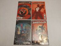 DAREDEVIL / THE PUNISHER #1-4 Marvel Comics Lot Very Fine/Near Mint