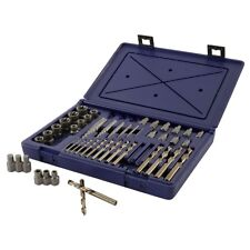 Irwin Hanson 3101010 48 Piece Master Screw Extractor Set