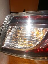 2010 2011 2012 2013 Mazda 3 Hatchback Right Passenger Side Tail Light OEM Shiny