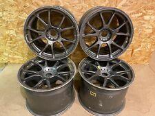 "18"" Tan-ei-sya Taneisya TWS Race Wheels Aston Martin Centre Fix GT3 GTE Vantage"