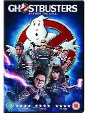 Ghostbusters (2016) Melissa McCarthy, Kristen Wiig, Paul Feig NEW UK REGION2 DVD