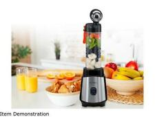 Rosewill Vacuum Single Server Blender, 300W Portable Personal Size One-Touch Ble