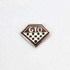 Pontiac GTO emblema logotipo us Muscle Car Button tiene pin ele prendedor nuevo