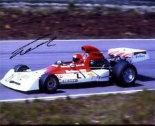 Niki Lauda BRM P160E Dutch Grand Prix 1973 Signed Photograph *With Proof*