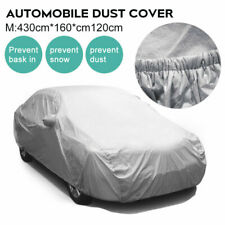 Heavy Duty Full Car Cover Universal Waterproof Breathable Medium M Size UK STOCK