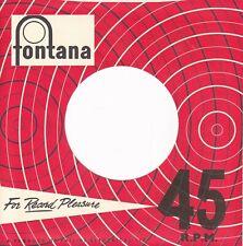 FONTANA Company Reproduction Record Sleeves - (pack of 15)