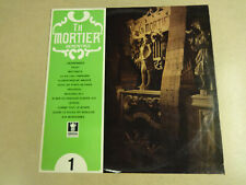 ORGAN ORGUE ORGEL LP / TH MORTIER HERENTALS 1