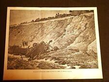 Treni e ferrovie Disastro ferroviario di Montecarlo nel 1886