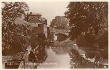 River Cann Stone Bridge Chelmsford unused RP pc  Ref A181