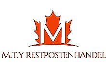 M.T.Y.RESTPOSTENHANDEL