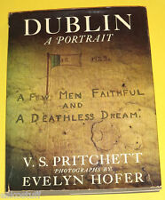 Dublin – A Portrait 1967 Large Book Great Photography! Nice See!