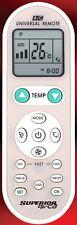 Universal Klimaanlagen-Fernbedienung Airco für CHIGO
