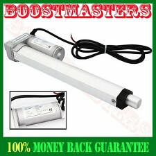8mm/s Spd DC 12V 8'' Stroke Linear Actuator 220lbs Max Lift speed: 8mm/s