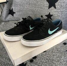 NIKE SB STEFAN JANOSKI Skate Shoes Youth Black/Crystal Mint US 3.5Y / 22.5cm