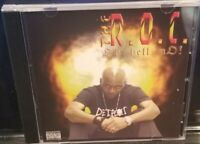 The R.O.C. - Oh Hell Now CD 1st Press of krazees twiztid insane clown posse hush