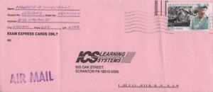 Bahamas -1999 Queen Mother, 65c Princess Elizabeth Air Mail Cover-Nassau Cancel