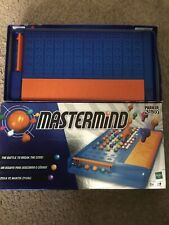 Mastermind The Classic Code Cracking Board Game by Parker Hasbro 2000, Nice Game