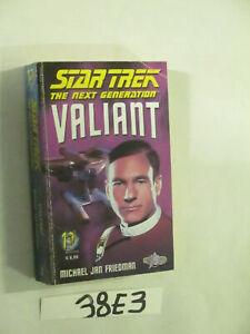 Friedman STAR TREK THE NEXT GENERATION VALIANT (38E3)