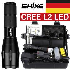 80000lm Taktisch Shadowhawk X800 Polizei Taschenlampe L2 LED Militär G700 WER-02