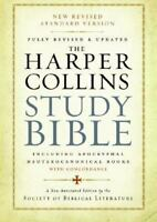 The HarperCollins Study Bible: Fully Revised & Updated