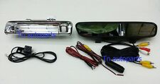 REAR CAMERA TAILGATE HANDLE+MIRROR MONITOR FOR ALL NEW ISUZU DMAX D-MAX2012-15