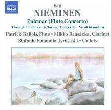 Kai Nieminen: Palomar; Through Shadows; Vicoli in ombra, New Music