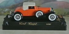 1:43 Solido  Cord Coupe   4080 display model