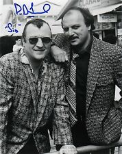 """OFFICIAL WEBSITE Peter Jurasik as Sid in """"Hill Street Blues"""" 8x10 AUTOGRAPHED"""