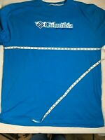 NWT Columbia Sportswear PHG Graphic T-Shirt Adult Men's Size 3XT