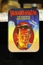 Vintage Fossil Frankenstein Watch BOX ONLY 1995 Universal Monsters Boris Karloff
