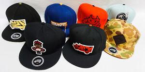 TRUKFIT mens skate Lil Wayne Skater Adjustable Baseball cap hat OS NEW