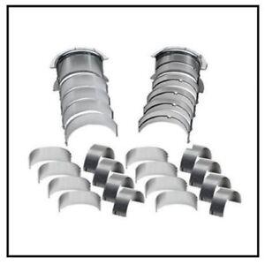 Pontiac 326 350 389 400 Clevite/Mahle Connecting Rod+Main Crank Bearings 1963-79