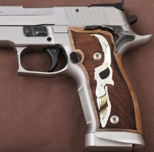 Sig Sauer P 226 SAO & X-Five & X-Six Walnut Grip
