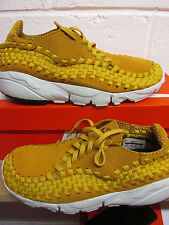 the latest 34220 279ac Nike Air Footscape Woven NM Mens 875797-700 Desert Sand Athletic Shoes Size  12