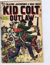 Kid Colt Outlaw #40 Atlas 1954