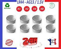 LR44 AG13 ⭐ PILES BOUTON / BATTERY 1.5V - TELECOMMANDE MONTRE PC CALCULATRICE