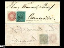 AUSTRIAN LAVANT 1864 5 SOLDI & HALF, 1867 Danube & Black Sea Railway   FAKE
