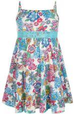 Monsoon Children Valerie Floral Dress Age 9 - 10 Multi Coloured Bnwt Summer