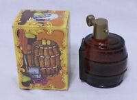 Vintage Avon Whiskey Beer Barrel - Wild Country After Shave On Tap